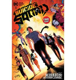 DC Comics SUICIDE SQUAD #11 CVR A BRUNO REDONDO