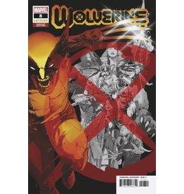 Marvel Comics PRE-SALE WOLVERINE #8 SIENKIEWICZ VAR XOS