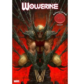 Marvel Comics PRE-SALE WOLVERINE #8 RAPOZA KNULLIFIED VAR XOS