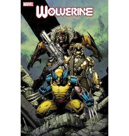 Marvel Comics PRE-SALE WOLVERINE #8 FINCH VAR 1:25 Free copy A