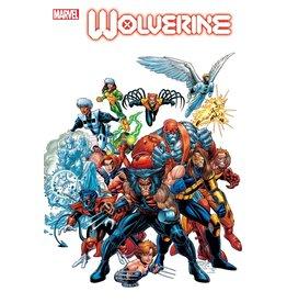 Marvel Comics PRE-SALE WOLVERINE #8 ADAMS HIDDEN GEM VAR 1:50 Free Copy A