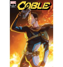 Marvel Comics CABLE #1 FORBES VAR 1:25