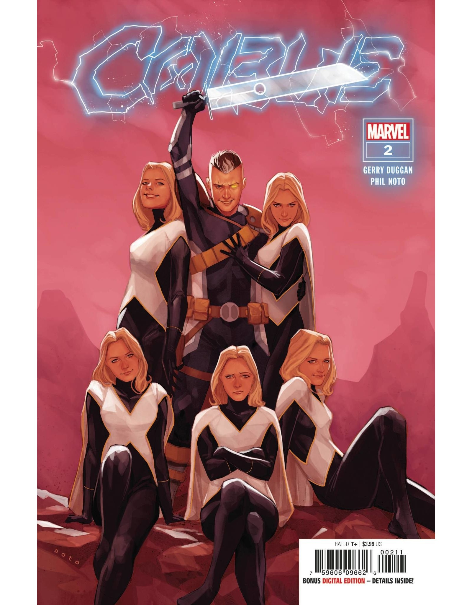 Marvel Comics CABLE #2 DX