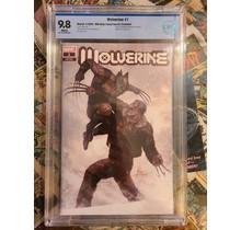 Wolverine #1 Mill Geek/ ComicTom Exclusive 2020