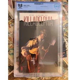 Image Comics Killadelphia #1 CBCS 9.8