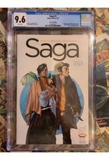Image Comics Saga Chapter 1 2nd Print CGC 9.6