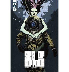 IDW PUBLISHING PRE SALE SEA OF SORROWS #2 (OF 5) 1:10