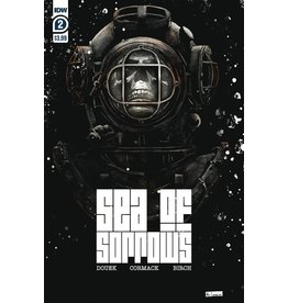 IDW PUBLISHING PRE SALE SEA OF SORROWS #2 (OF 5) CVR A CORMACK