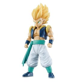 BANDAI HOBBY DBZ SUPER SAIYAN GOTENKS FIG-RISE MDL KIT