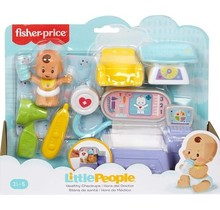 Fisher Price - Little People Babies Doctor Set