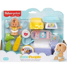 Fisher Price Fisher Price - Little People Babies Doctor Set