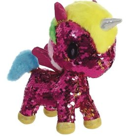 Aurora World Inc. Aurora World - Tokidoki Unicorno Sequin Comet 7.5in Plush