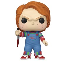 POP MOVIES CHILDS PLAY CHUCKY 10IN FIG