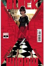 Marvel Comics BLACK WIDOW #4