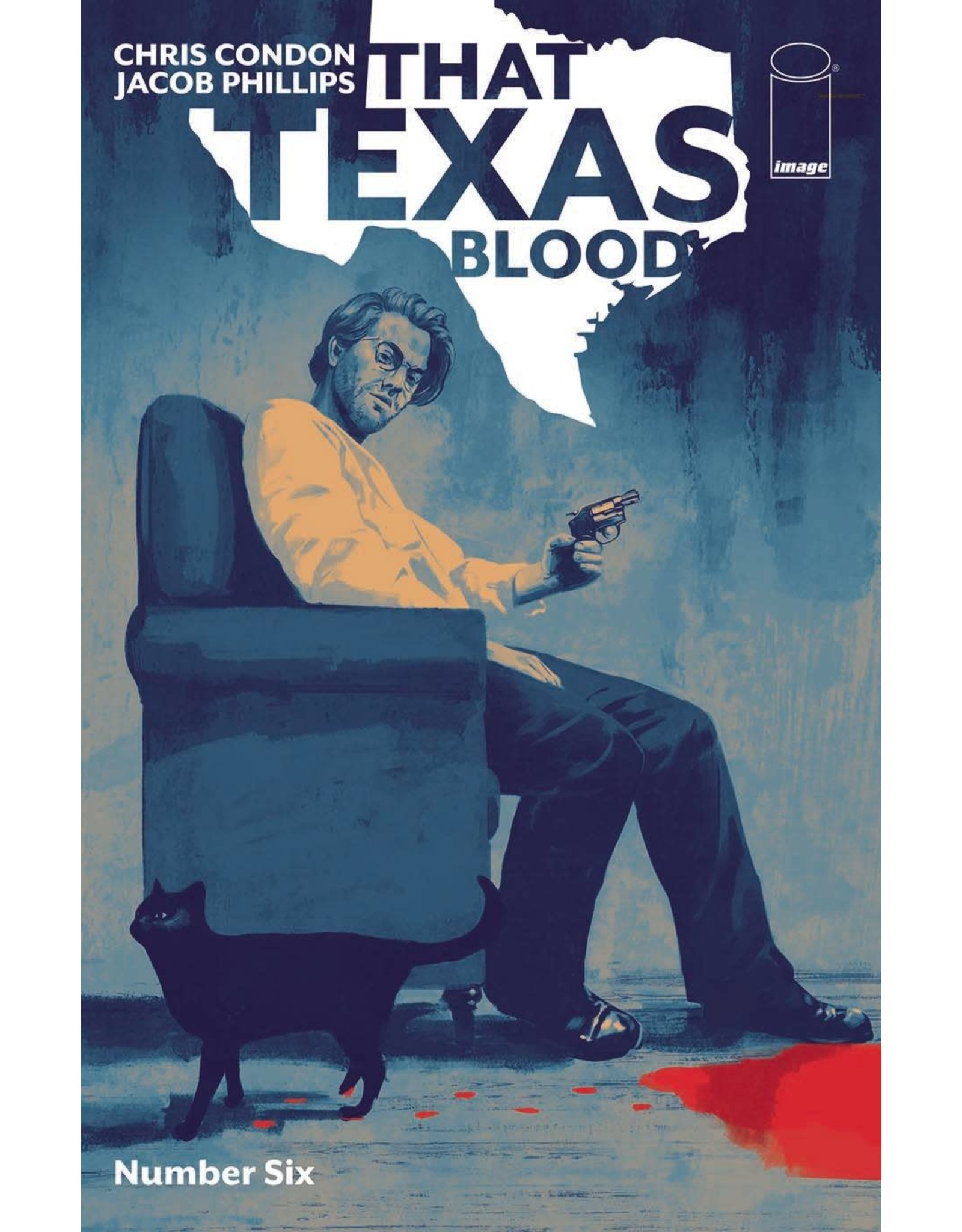 Image Comics THAT TEXAS BLOOD #6
