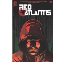 RED ATLANTIS #2 10 COPY RICHARDS INCV