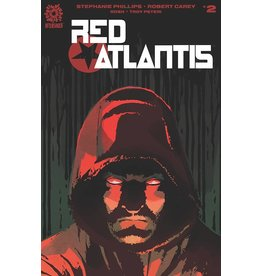 AFTERSHOCK COMICS RED ATLANTIS #2 10 COPY RICHARDS INCV