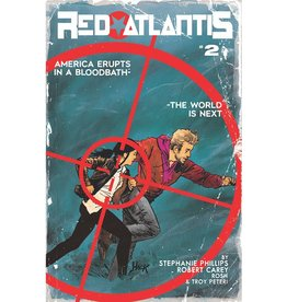AFTERSHOCK COMICS RED ATLANTIS #2