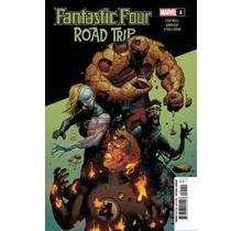 FANTASTIC FOUR ROAD TRIP #1