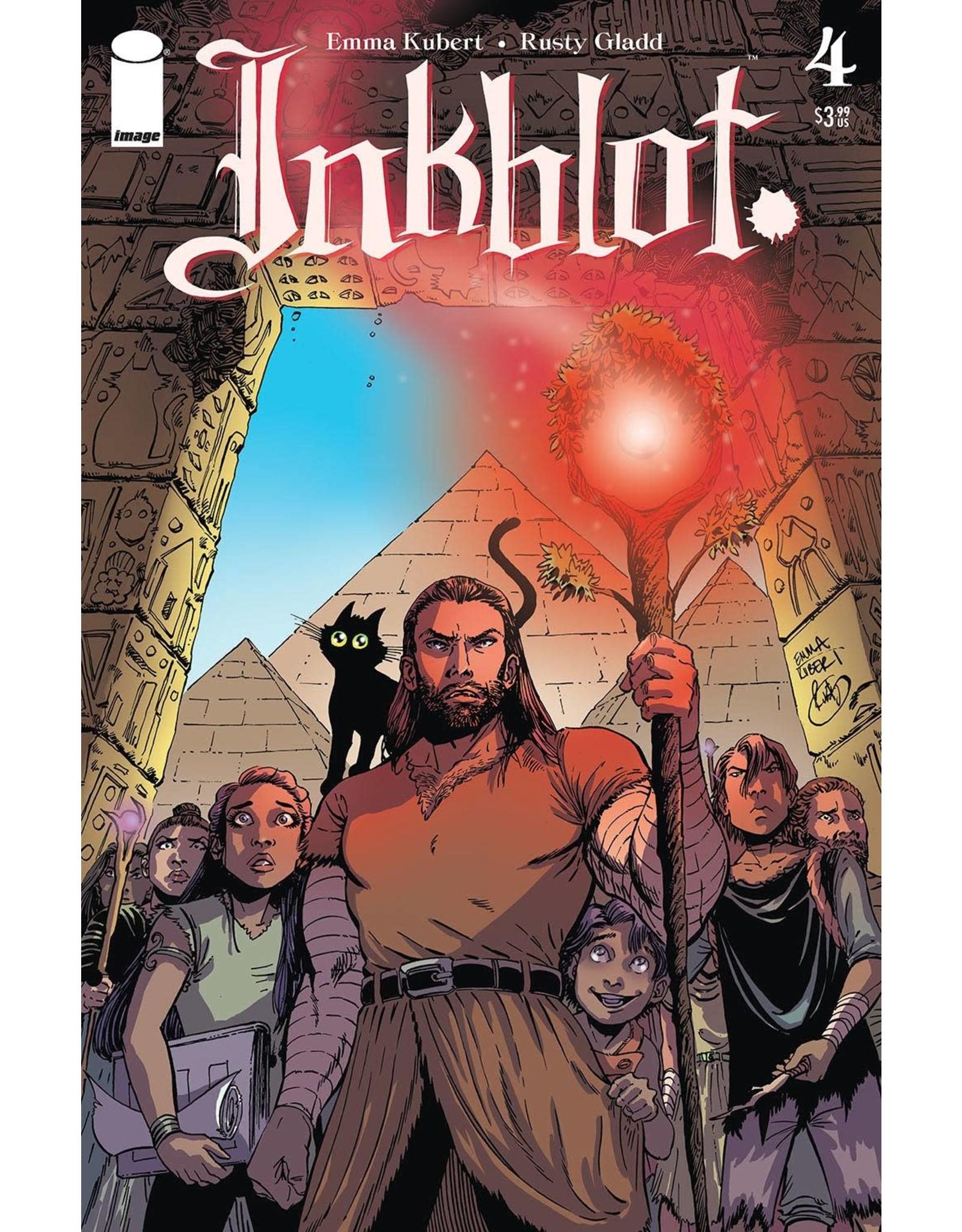 Image Comics INKBLOT #4