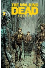 Image Comics WALKING DEAD DLX #4 CVR A FINCH & MCCAIG