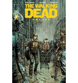 Image Comics WALKING DEAD DLX #4 CVR A FINCH & MCCAIG