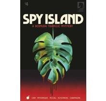 SPY ISLAND #4 (OF 4) CVR A MITERNIQUE