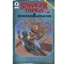STRANGER THINGS D&D CROSSOVER #2 CVR C BECK