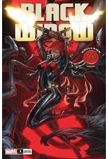 Marvel Comics BLACK WIDOW #4 SKAN KNULLIFIED VAR