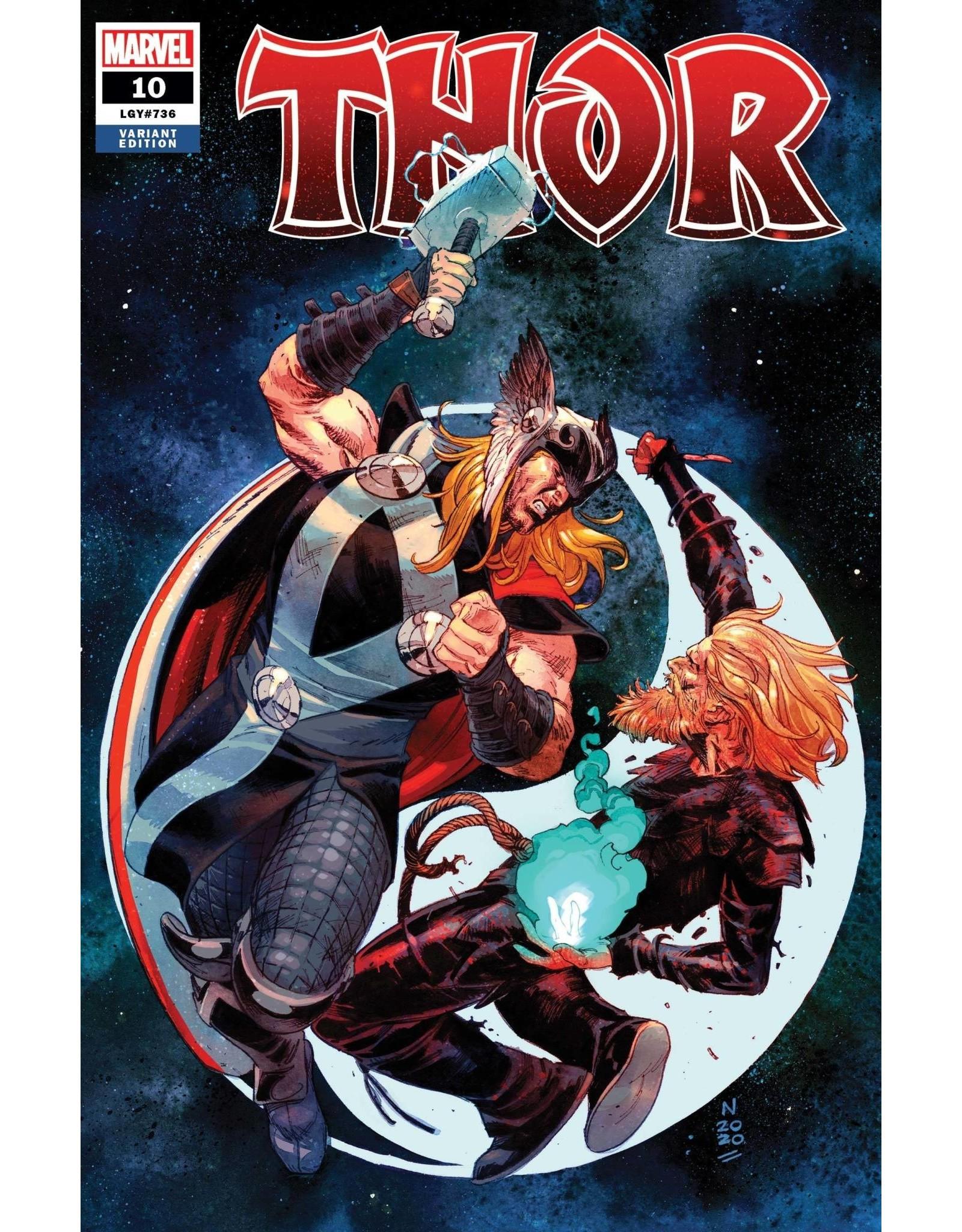 Marvel Comics THOR #10 KLEIN VAR 1:25