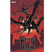 KING IN BLACK #1 (OF 5) STEGMAN DARKNESS REIGNS VAR