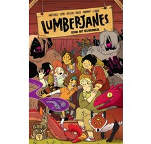 LUMBERJANES END OF SUMMER #1 CVR A LEYH