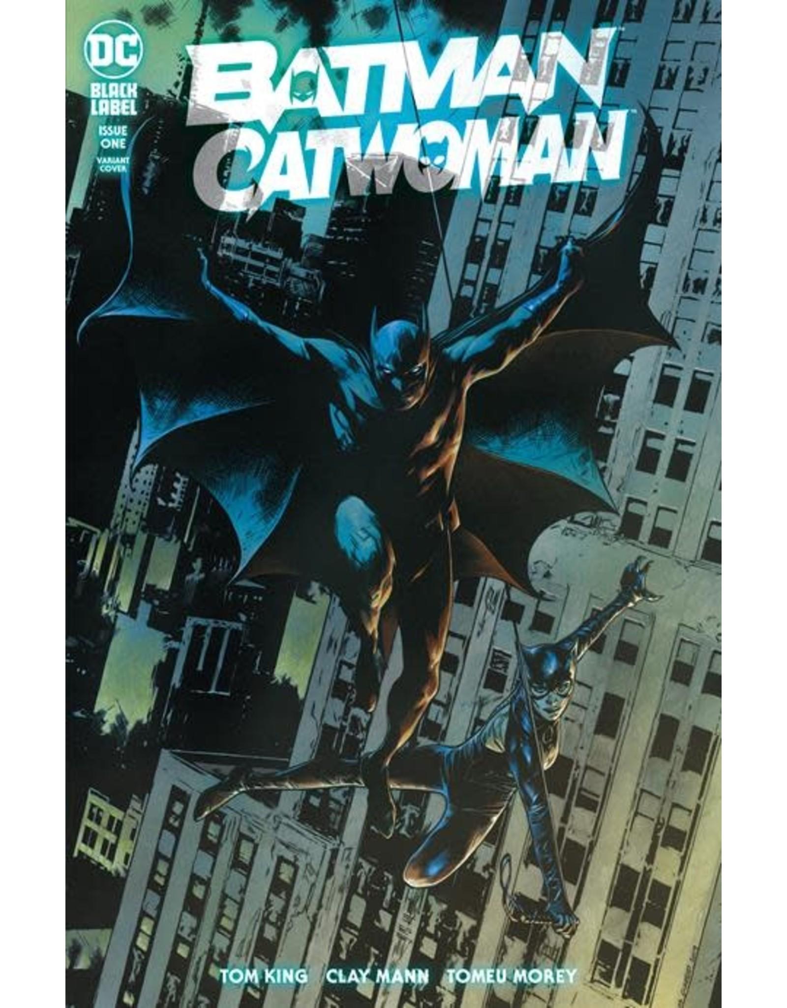 DC Comics BATMAN CATWOMAN #1 (OF 12) CVR C TRAVIS CHAREST VAR