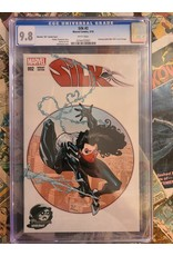 Marvel Comics Silk #2 Amazing Spider-Man #301 Homage CGC 9.8