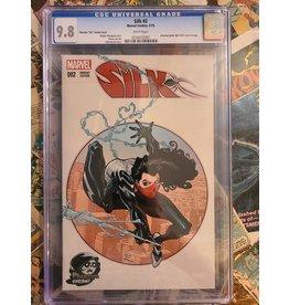 Marvel Comics Silk #2 Amazing Spider-Man #301 Homage 9.8