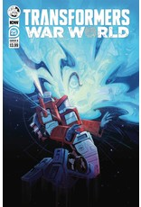 IDW PUBLISHING TRANSFORMERS #25 CVR B ANNA MALKOVA