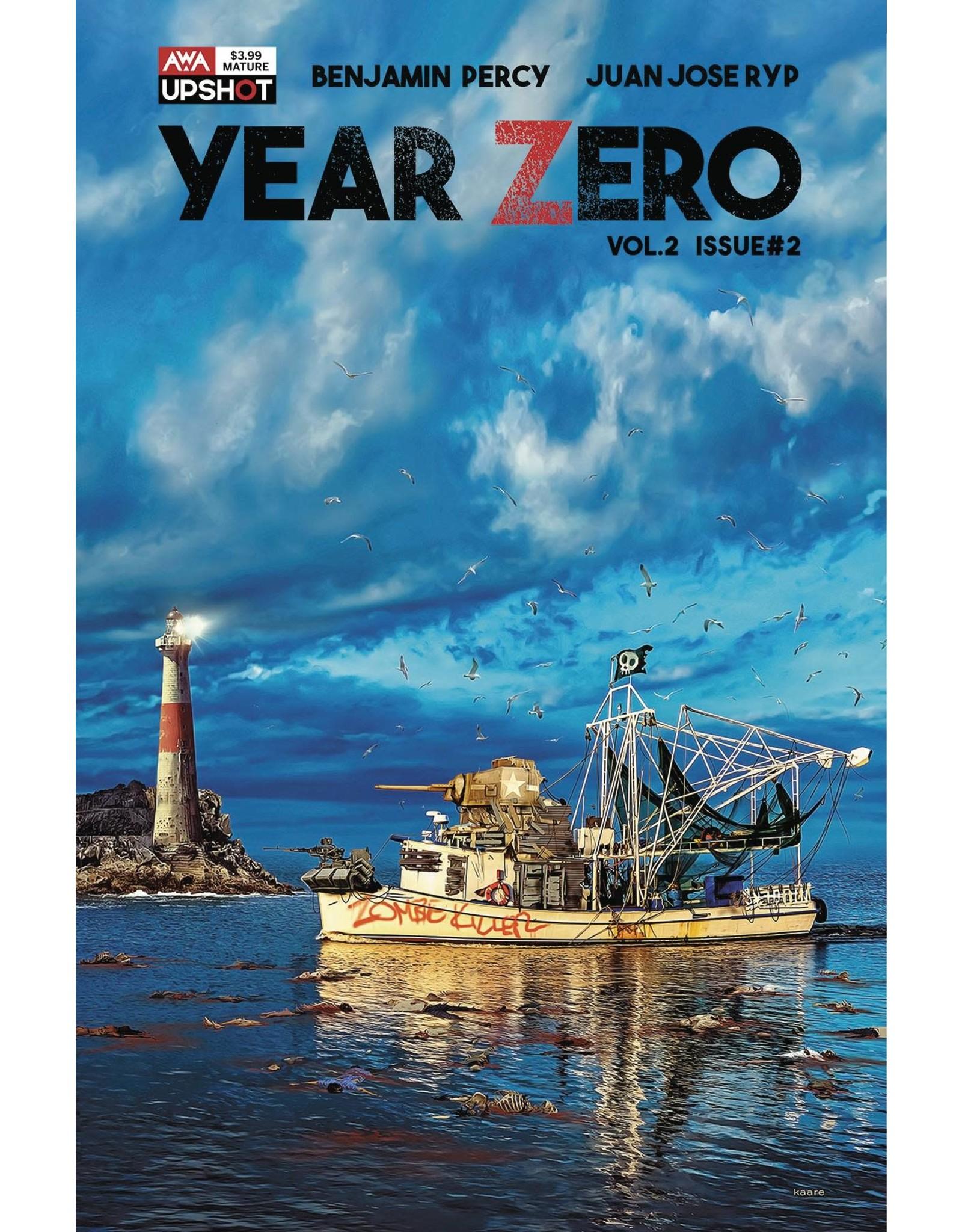 ARTISTS WRITERS & ARTISANS INC YEAR ZERO VOL 2 #2