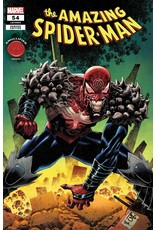 Marvel Comics AMAZING SPIDER-MAN #54 SIQUERA KNULLIFIED VAR LR