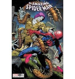 Marvel Comics AMAZING SPIDER-MAN #54 BAGLEY VAR LR