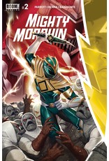 Boom! Studios MIGHTY MORPHIN #2 CVR A MAIN