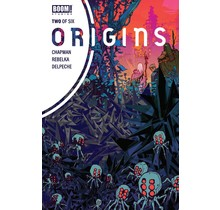 ORIGINS #2 (OF 6) CVR A MAIN