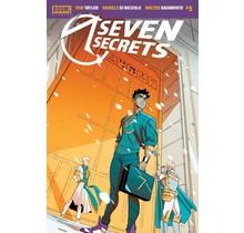 SEVEN SECRETS #5 CVR A MAIN