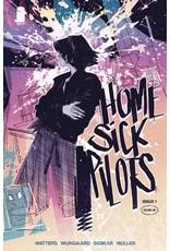 Image Comics HOME SICK PILOTS #1 CVR C DANI
