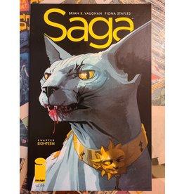 Image Comics SAGA #18 NM 9.4