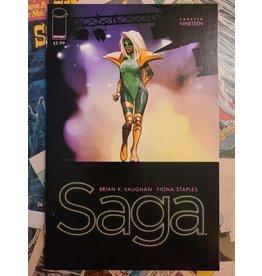 Image Comics SAGA #19 NM 9.4