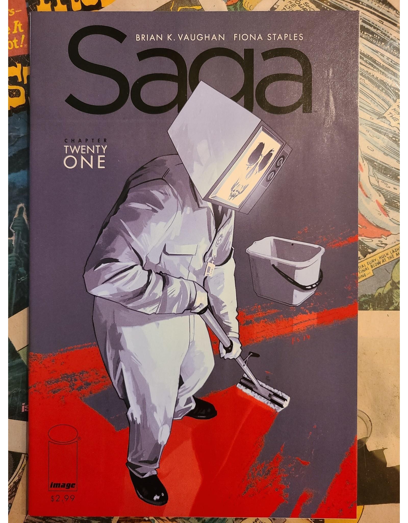 Image Comics SAGA #21 NM 9.4