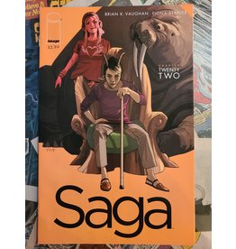 Image Comics SAGA #22 VF/NM