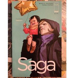 Image Comics SAGA #20 NM 9.4