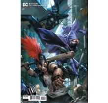 BATMAN THE JOKER WAR ZONE #1 (ONE SHOT) CVR B DERRICK CHEW CARD STOCK VAR