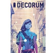 DECORUM #6 CVR A HUDDLESTON (MR)